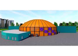 Проект ПГС Универсальный спортивный комплекс на мест в г Ярославль Универсальный спортивный комплекс на 500 мест в г Ярославль