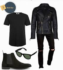 do you ever wake up feeling like a rockstar this is the perfect outfit for those days