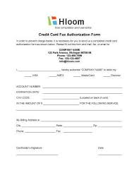 cc auth form credit card authorization forms hloom com