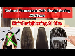 diy natural hair straightening cream