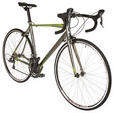 vilano forza 3 0 aluminum carbon shimano sora road bike matte silver 49cm small