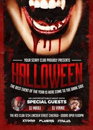 Costume Contest Flyer Template 20 Wicked Halloween Party Flyer Templates For Your