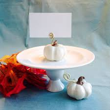 fall wedding place card holders. image of: place card holders fall wedding