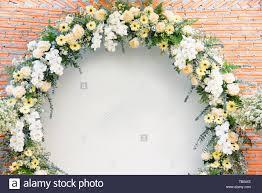 Wedding Photo Background Backdrop Wedding Flower Arch Decoration Beautiful Flowers