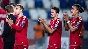 Weil konkurrent finnland gleichzeitig gegen belgien 0:2 verlor, gelang dem team von kasper hjulmand. Auch Delaney Und Poulsen Dabei Danemark Fahrt Mit Vier Bundesliga Profis Zur Em Sportbuzzer De