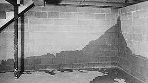 basement waterproofing seepage repair