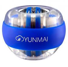 <b>Тренажер кистевой Xiaomi Yunmai</b> Powerball, синий