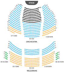 Kessler Stadium Seating Chart Bernard B Jacobs Theatre Seating Chart Watch Betrayal On