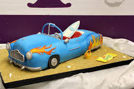 3d Car Cake For 2015 Cruisin Ocean City Picture Of Miss Patti Cake