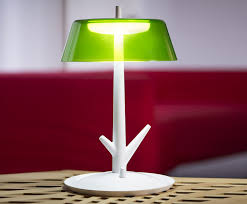 table recycled materials. Stimulo\u0027s Sprightly Ah-Bre LED Lamp Is Made From 50% Recycled Materials | Inhabitat - Green Design, Innovation, Architecture, Building Table