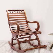wooden rocking chair. Rocking Chair Wooden N