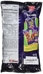 takis fuego nutrition facts label daily source