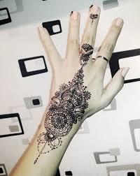Mehendi Design Aneb Moje Malování Hennou Co Je Henna Kde Ji