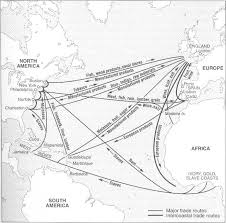 the middle passage and slave ships