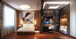 superb home office. Small Office In Bedroom Combo Superb Home Guest Decor
