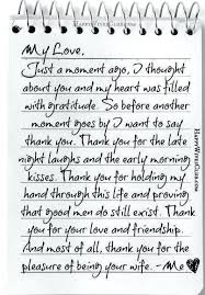 Letter To Your Girlfriend Cute Romantic Love Letters For Her Long And Quotes Sayings