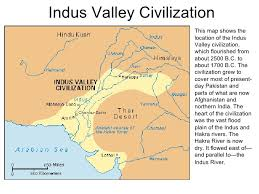 indus valley civilization essay history article map of indus valley civilization affected area