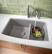 blanco wave sink blanco silgranit drop in sinks smart divide kitchen sink blanco silgranit ii sink reviews