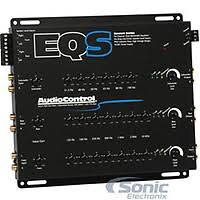 pioneer deq deq band parametric equalizer and audiocontrol eqs blackaudiocontrol