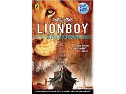 100 best children s books lionboy