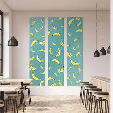 cover decorative panel banana