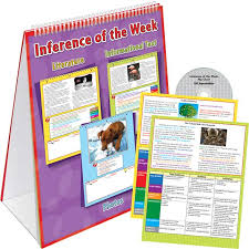 Number Of The Week Flip Chart Inference Of The Week Flip Chart