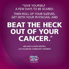 Quotes About Beating Cancer 40 Quotes Mesmerizing Beat Cancer Quotes