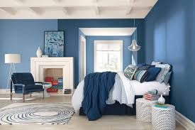 bedroom wall paint designs. Ideas Of Bedroom Wall Colors Choosing Your Best Room Decoration Homes Blue In Paint Color For Designs .