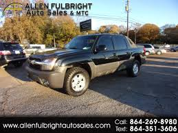 2004 Chevy Avalanche Service Airbag Light Is On Used 2004 Chevrolet Avalanche 1500 4wd For Sale In