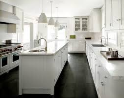 Of White Kitchens With Dark Floors 17 Best Ideas About Slate Floor Kitchen On Pinterest Slate