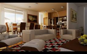 Are Dining Rooms Becoming Obsolete  FreshomecomInterior Design For Small Spaces Living Room And Kitchen