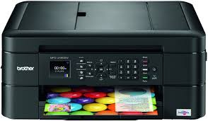 Brother Mfc J480dw Wireless Inkjet Color All In One Printer