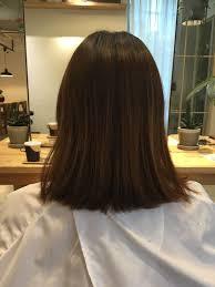 この夏はこの髪型で決まりオーダーno1は切りっぱなしボブ 表参道