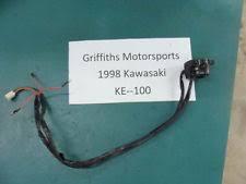 motorcycle electrical ignition for kawasaki ke100 98 kawasaki ke100 ke 100 97 96 95 94 93 92 left handlebar switch switches turn