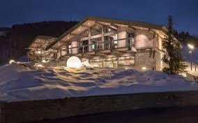 Chalet Mont Blanc Luxury Winter Lodge Everydaytalks Com