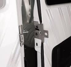 Slick Locks Hasp Locking System Cargo Van Security Door Locks