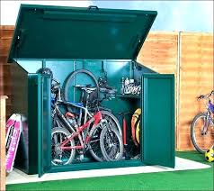 bike outdoor storage interior bike outdoor storage brilliant 5 best sheds the urban backyard intended for