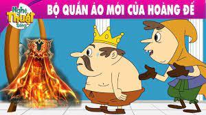 BỘ QUẦN ÁO MỚI CỦA HOÀNG ĐẾ | Truyện cổ tích hay nhất | Phim hoạt hình |  Chuyện cổ tích việt nam | Hoàng đế, Truyện cổ tích, Phim hoạt hình