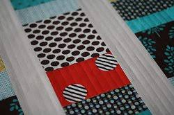 Trouble Free Straight Line Quilting | FaveQuilts.com &  Adamdwight.com