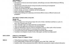 Security Consulting Resume Samples Velvet Jobs Cyber Plan Template S
