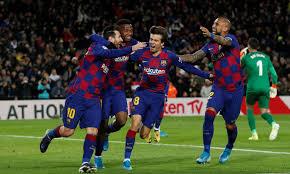 Барселона - Реал Сосьедад. 16 декабря 2020. Прогноз на матч чемпионата  Испании