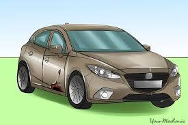 car rust spot