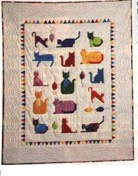 Quilt Patterns For Boys Delectable Cats And People Who Quilt