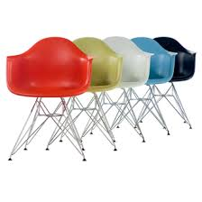 ray eames furniture. charles eames and ray molded plastic chairs furniture