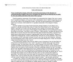 chrysalids essay the chrysalids essay