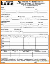 free employee application form employee application form retail four free downloadable job