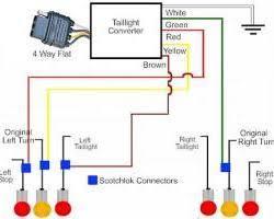 basic trailer plug wiring for safe lighting trailer wiring color code at Basic Trailer Wiring