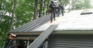 metal roof installation project armor roofing how to install how to install steel roofing o0