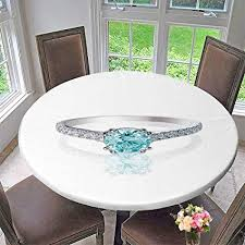 Kitchen Round Table Cover