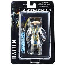 "Mezco Toyz Mortal Kombat X 3.75"" Action Figure: Raiden : Target"